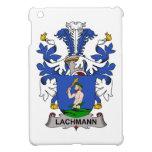 Escudo de la familia de Lachmann iPad Mini Fundas
