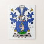 Escudo de la familia de Lachmann Puzzle