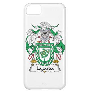 Escudo de la familia de Lagarda