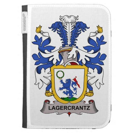 Escudo de la familia de Lagercrantz