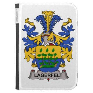 Escudo de la familia de Lagerfelt