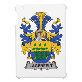 Escudo de la familia de Lagerfelt iPad Mini Protector