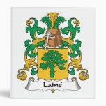 Escudo de la familia de Laine