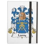 Escudo de la familia de Lamy