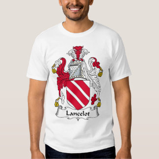 Escudo de la familia de Lancelot Playeras