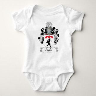 Escudo de la familia de Landini T Shirt