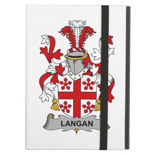 Escudo de la familia de Langan