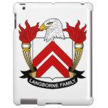 Escudo de la familia de Langborne