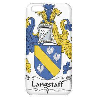 Escudo de la familia de Langstaff