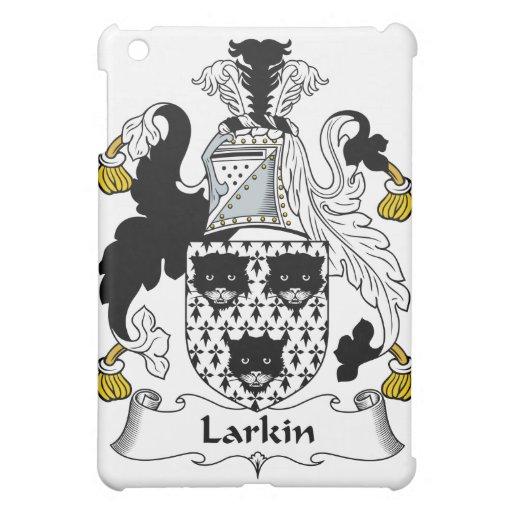 Escudo de la familia de Larkin