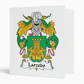 Escudo de la familia de Larzedo