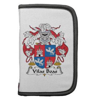 Escudo de la familia de las boas de Vilas Planificadores