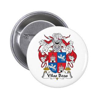 Escudo de la familia de las boas de Vilas Pin