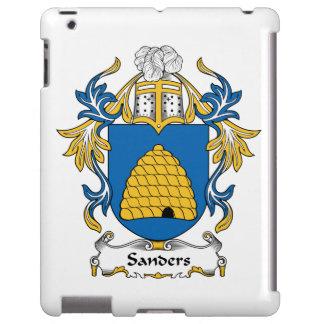 Escudo de la familia de las chorreadoras funda para iPad
