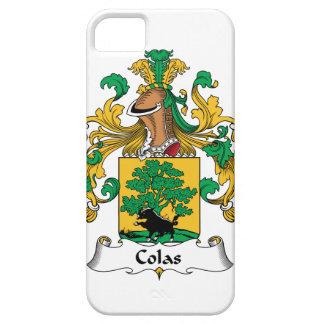 Escudo de la familia de las colas iPhone 5 Case-Mate carcasas