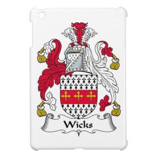Escudo de la familia de las mechas iPad mini carcasa