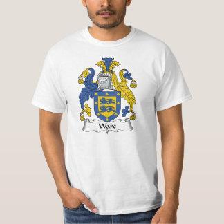 Escudo de la familia de las mercancías camisas