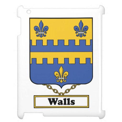 Escudo de la familia de las paredes
