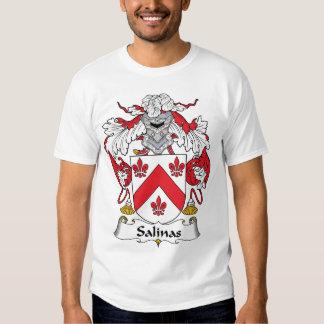 Escudo de la familia de las salinas camisas