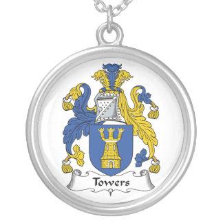 Escudo de la familia de las torres grimpolas