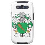 Escudo de la familia de las ventas samsung galaxy s3 protectores