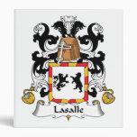 Escudo de la familia de LaSalle