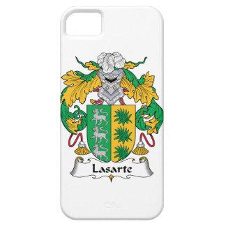 Escudo de la familia de Lasarte iPhone 5 Fundas