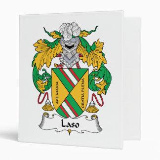 Escudo de la familia de Laso