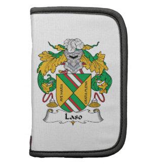 Escudo de la familia de Laso Organizadores