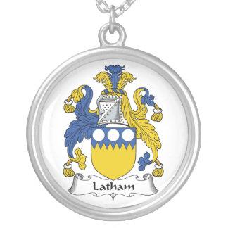 Escudo de la familia de Latham Joyerias