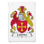 Escudo de la familia de Latimer iPad Mini Cárcasas
