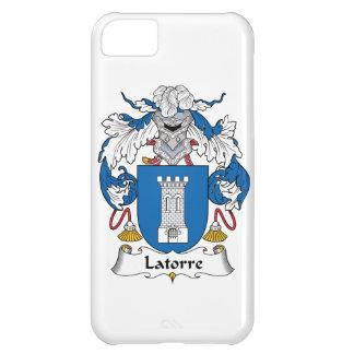 Escudo de la familia de Latorre