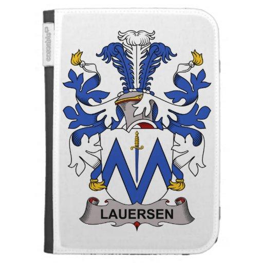 Escudo de la familia de Lauersen