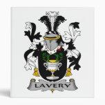 Escudo de la familia de Lavery
