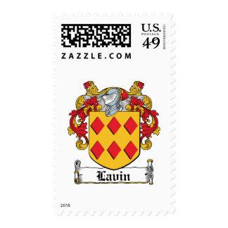 Escudo de la familia de Lavin Franqueo