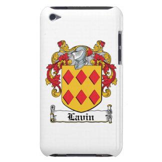 Escudo de la familia de Lavin iPod Touch Case-Mate Protector