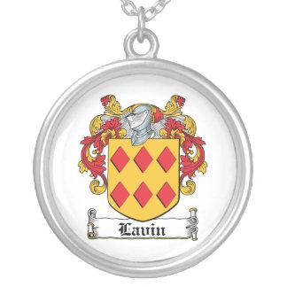 Escudo de la familia de Lavin Joyería
