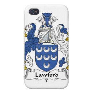 Escudo de la familia de Lawford iPhone 4/4S Fundas