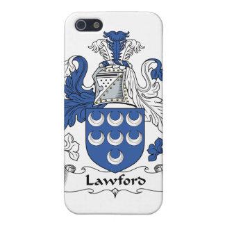 Escudo de la familia de Lawford iPhone 5 Carcasa