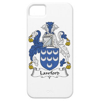 Escudo de la familia de Lawford iPhone 5 Funda