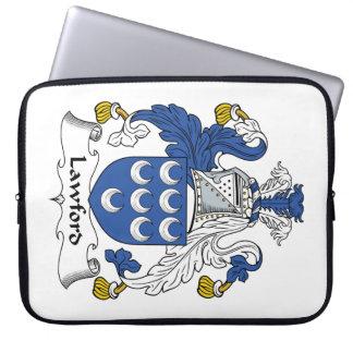 Escudo de la familia de Lawford Manga Computadora