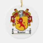 Escudo de la familia de Lawlor Adorno De Reyes