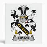 Escudo de la familia de Lawson