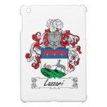 Escudo de la familia de Lazzari iPad Mini Fundas