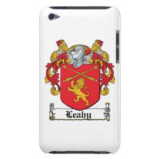 Escudo de la familia de Leahy iPod Touch Protectores