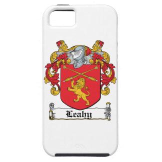 Escudo de la familia de Leahy iPhone 5 Carcasas