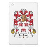 Escudo de la familia de Leblond