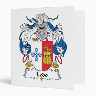 Escudo de la familia de Ledo