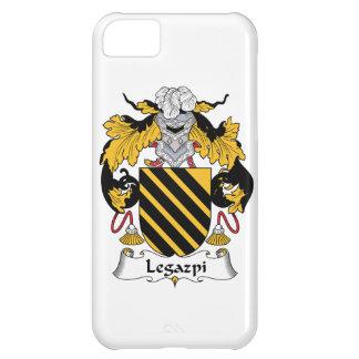 Escudo de la familia de Legazpi Funda iPhone 5C