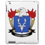 Escudo de la familia de Legg